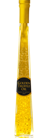200ml Truffle oil with gold flakes