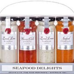 Seafood Delight Gift Set